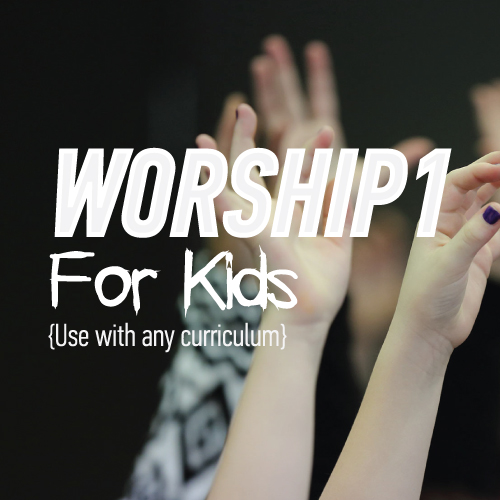Harvest Kids Now Worship