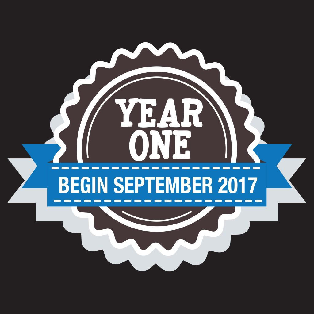 Blue Year One 2017