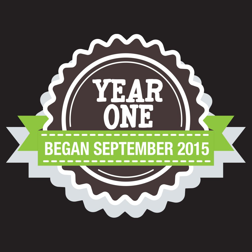 Green Year One 2015